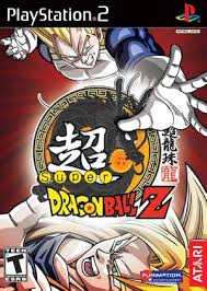 dragon ball game ps2