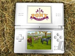 pony friends ds game