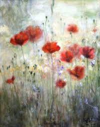 painting poppy