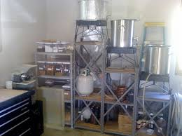 homemade brewing