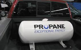 propane cars