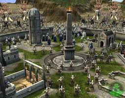 lord of the rings games pc
