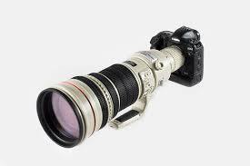 600mm lenses
