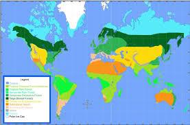 grassland biome map