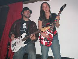 guitar hero bar