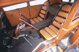 hot rod seats