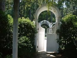 garden gate wood