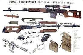 rifle posters