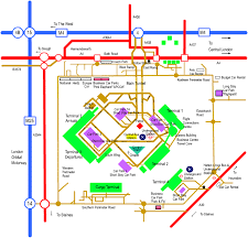 heathrow airport terminal maps