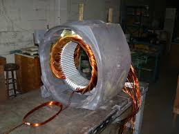 motor rewinding