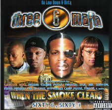 Three 6 Mafia - Sixty 6, Sixty 1: When The Smoke Clears