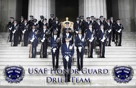 air force drill