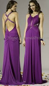 prom dresses with open back