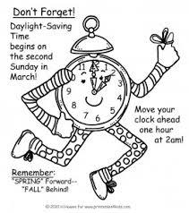 daylight savings reminder