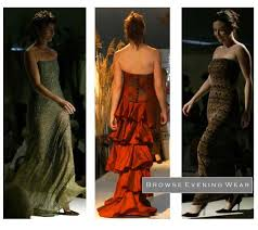fashion designer gowns