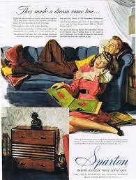 radio phonographs