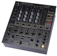 pioneer mixer 600