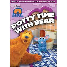 bear in the big blue house potty time with bear