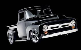 1956 ford pick up truck
