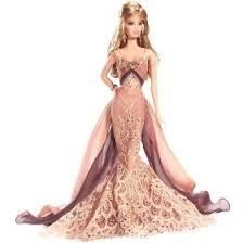 barbie gold label