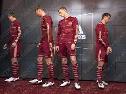russian football kit