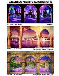 arabian nights decor