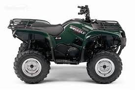 08 yamaha grizzly