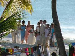 antigua wedding