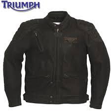 triumph portland jacket