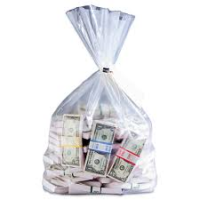 currency bag
