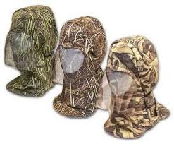 camo face masks