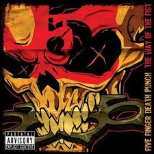 five finger death punch album
