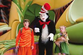 cat in the hat mike myers