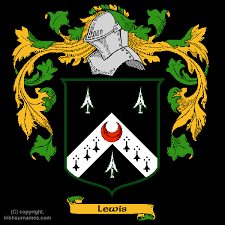 lewis family crest