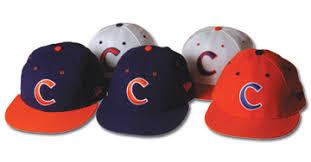 clemson baseball hat