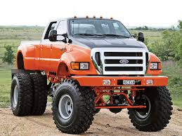 ford f650 4x4