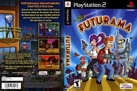 futurama ps2 game