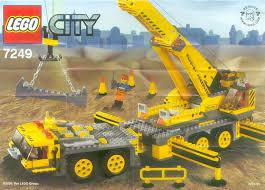 lego city 7249