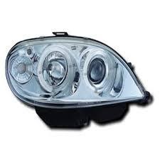 saxo angel headlights