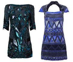fcuk sequin dress