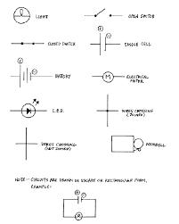 standard electrical symbol