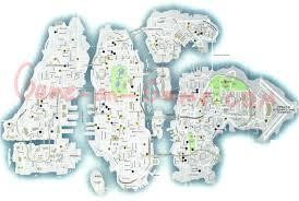 grand theft auto 4 maps