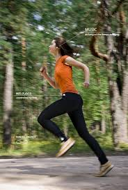listen to music while running