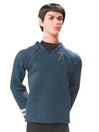 barbie star trek