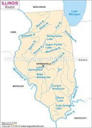illinois rivers