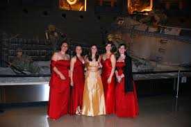 marine corps birthday ball dresses