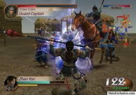 dynasty warriors 3 xtreme legends