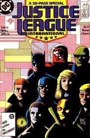 jla comic book