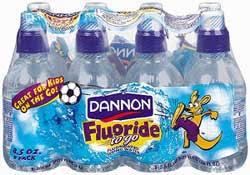 dannon water