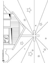christmas star color